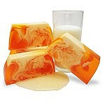 Luxury Honey & Milk Soap