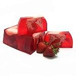 Luxury Strawberry Soap