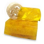 Luxury Aloe with loafer Soap