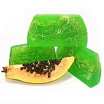 Luxury Papaya with loafer Soap