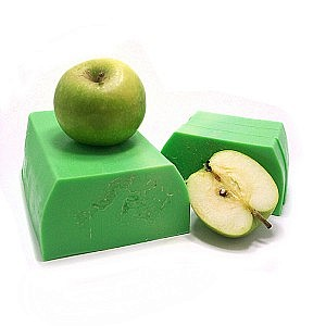 Luxury Green Apple Loafer Soap