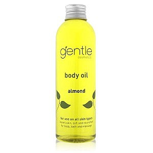 Gentle Cosmetics Almond Moisturising Body Oil
