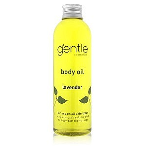 Gentle Cosmetics Lavender Moisturising Body Oil