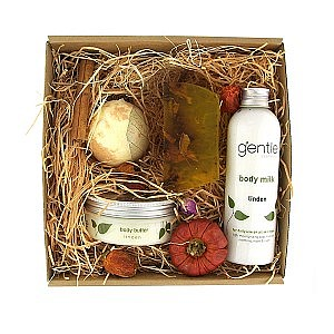 Gentle Cosmetics Linden Blossom Gift Pack