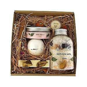Rose Bath and Body Gift Pack