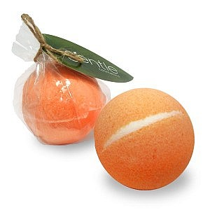Grapefruit-Bath-Bomb