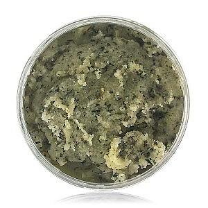 Oily Salt and Peppermint Body Scrub